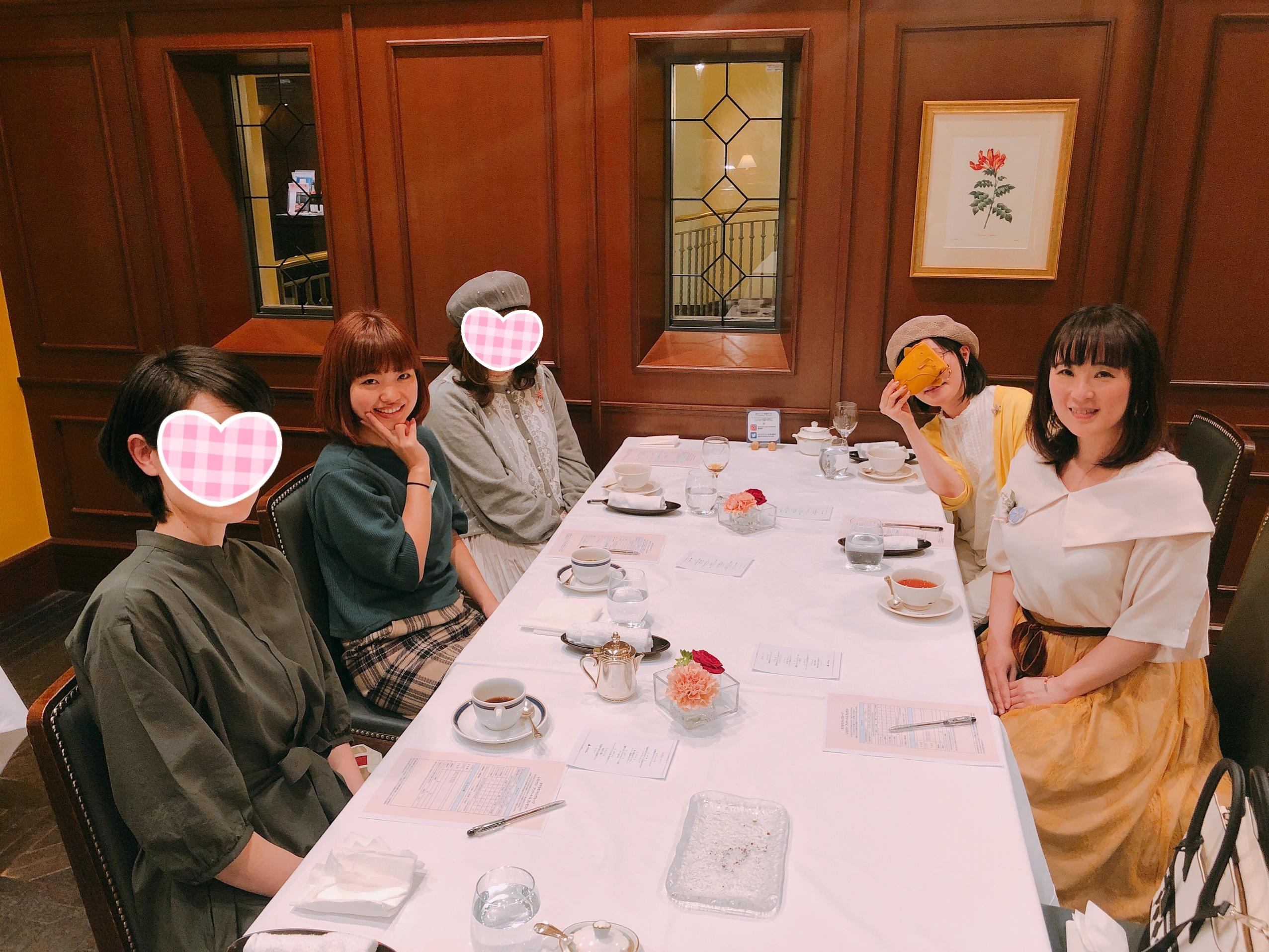 ランチ交流会札幌4